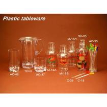 Plastic Vaatwerk