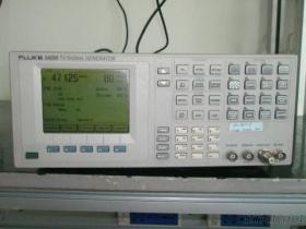 (사용되는) 가자미 54200 텔레비젼 신호 발전기