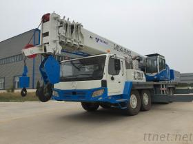 TADANO GT-1200EX-3-10101の十分に油圧トラッククレーン