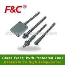 F&Cの高温抵抗力がある繊維の光学センサー、300+程度までガラス繊維センサー、
