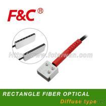 FFR FFTの長方形繊維の光学センサー、多中心区域センサー