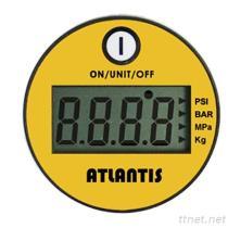 """calibro di pressione d'aria economico di 1.5"""" Digitahi DPG-A1.5 (BK)"""