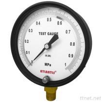 Manometro della prova di precisione (tipo di alluminio) TPG-AL