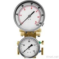 Manometro differenziale del livello di temperatura insufficiente LDPG-LTHP