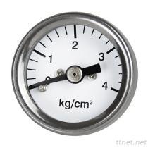 Mini manometro (tipo) del tubo di bordone SBG