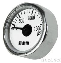 Mini manometro (tipo a spirale) del tubo SSG