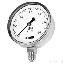 Tutto il manometro del vapore dell'acciaio inossidabile SPG-SUS