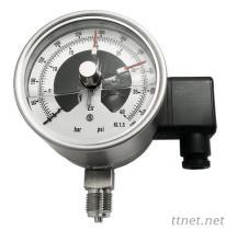 Micro manometro protetto contro le esplosioni con il contatto dell'interruttore (tipo induttivo) dell'interruttore ECI-LP