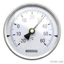 Rohr-Klemmplatte Oberflächenthermometer BT-SM
