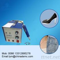超音波手動ラインストーンの熱い苦境機械水晶配置の広州