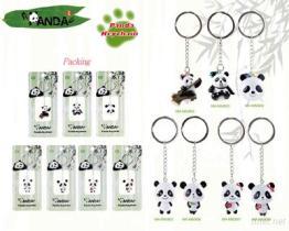 Конструкция Keychain панды