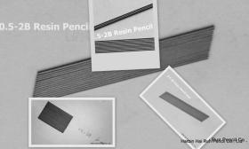 0.5mm-2B het mechanische Lood van het Potlood