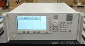 인기 상품과 지대 Agilent E8247C 신호 발전기