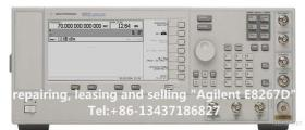 인기 상품과 지대 Agilent E8267D 신호 발전기