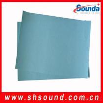 Бумага сини задняя