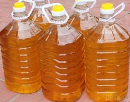 粗野なDegummedのひまわり油