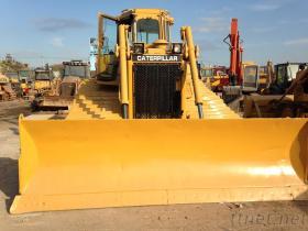 Bulldozer van het Kruippakje van Caterpillar D6H de Gebruikte