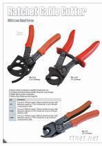 Ratchet Cable Cutter