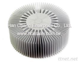 Heatsink (de Producten van de Verwerking van de Draaibank CNC/NC)