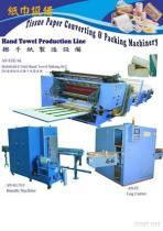 Auto Facial Tissue Making Machine Auto Facial Tissue Box Sealing Machine