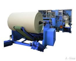 Automatic C-fold Towel Making Machine(AN-43688/2L~4L)