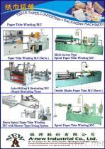 Angle Paper Bar Machine