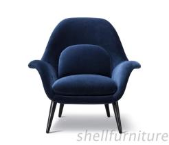 Living room Furniture Swoon Chair