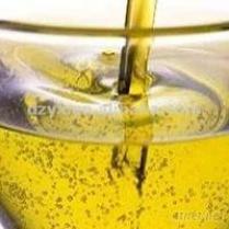 精製されたひまわり油