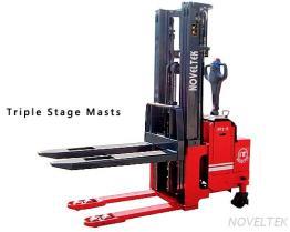 Vorgerückter angetriebener Ladeplatten-Stapler (Wechselstrom-System) (Last: 1-Tonnen-/1.5-Tonnen-/1.8-Tonnen-/2-Tonnen, 2200LB~4400LB) APS-10/15/18/20