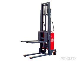 수동으로 추진되는 SPS-10/12/15/10W/12W/15W, 강화된 드는 깔판 쌓아올리는 기계 (1 Ton/1.2 Tons/1.5 톤)