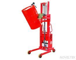 POTR-03/2400 manuell angetrieben, angetriebener anhebender Standardöltank-drehender Stapler