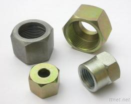 Rohr Fittings_Adjustment Nüsse