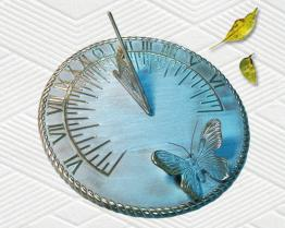 BrassButterflySundial