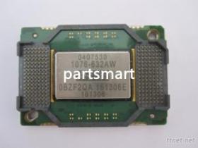 Morceau du projecteur DMD d'Acer de Benq, unité centrale de traitement de morceau de Benq MP512 DMD du morceau 8060-6318W