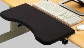 deluxe Desk Extension PK-800スペース王及び腕サポート