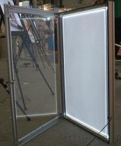 Polystyrene Light Guiding Panel