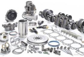 Lombardini 15 Delen van de Dieselmotor van LD 350