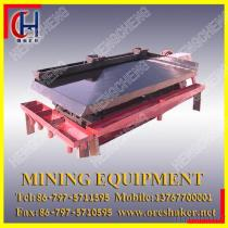 Gravity Separator Shaking Table For Mining Ore
