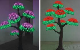 TR LED Mushroom Tree Light
