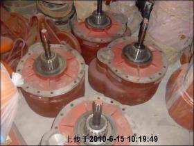 電気起重機の変速機
