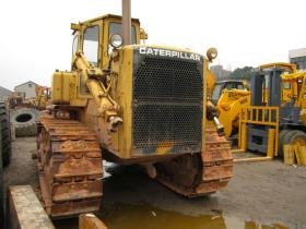 De gebruikte Bulldozer van Caterpillar D7G