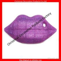 Recentste Trendy schittert de Sexy Gevallen van de Telefoon van de Cel van het Silicone van Lippen 3D voor 4/4S Beschermer Iphone