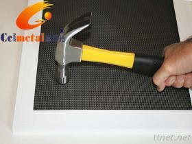 SS 316の保証窓スクリーンの網のパスの堅いナイフのせん断のテスト