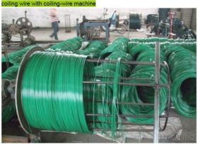 PVC-Schichts-Draht