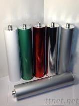 De Patronen van het aluminium