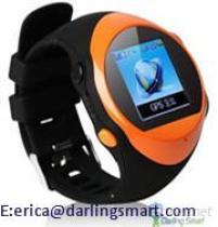 GPS Slim Horloge