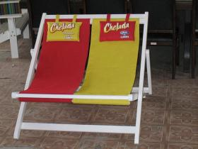 Folding Beach Chair, Wooden Beach Chair