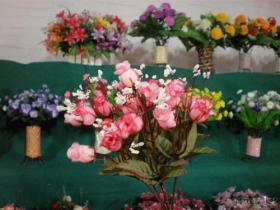 Flor de la sede artificial