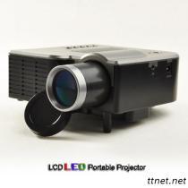 Anzeige LCD-Projektor HandelsUSB/SD