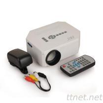 Neuer Projektor UC30, Schwarzweiss-Farbe, HD des Entwurfs-2014 gestützt